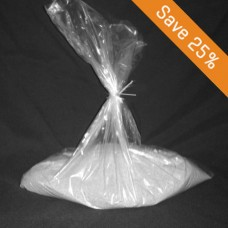 Water-Soluble Ash Bags (50 Pack)